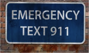 911 Text Emergency