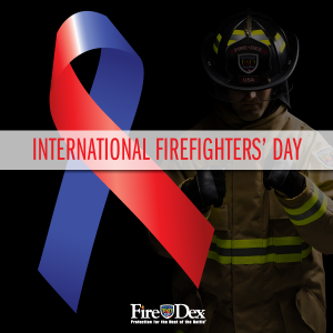 Fire-Dex Recognizes International Firefighters' Day